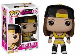 Photo du produit WWE WRESTLING FUNKO POP! VINYL FIGURINE NIKKI BELLA