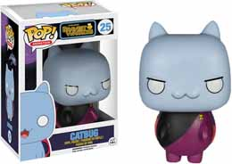 BRAVEST WARRIORS FUNKO POP! ANIMATION FIGURINE COMMANDER CATBUG