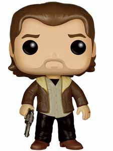 WALKING DEAD POP! TELEVISION VINYL FIGURINE RICK GRIMES SEASON 5