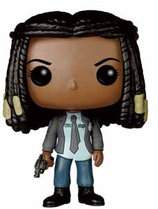 WALKING DEAD POP! TELEVISION VINYL FIGURINE MICHONNE