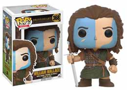BRAVEHEART FUNKO POP WILLIAM WALLACE