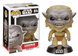 STAR WARS EPISODE VII FUNKO POP! BOBBLE HEAD VARMIK