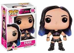 WWE WRESTLING FUNKO POP! PAIGE LIMITED EDITION
