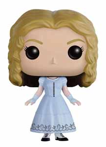 Photo du produit DISNEY ALICE AU PAYS DES MERVEILLES FUNKO POP! ALICE