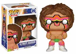 WWE WRESTLING FUNKO POP! ULTIMATE WARRIOR