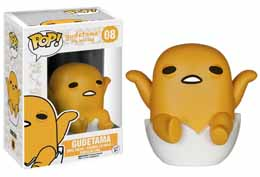 GUDETAMA, THE LAZY EGG FUNKO POP! GUDETAMA