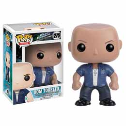 Photo du produit FAST AND FURIOUS FUNKO POP! DOM TORETTO