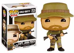 FIGURINE FUNKO POP! CALL OF DUTY GAMES VINYL CAPT. JOHN PRICE
