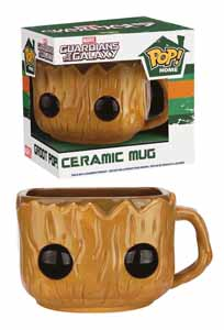 LES GARDIENS DE LA GALAXIE POP! HOME MUG GROOT