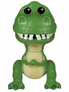 FIGURINE FUNKO POP! TOY STORY 20TH ANNIVERSARY REX