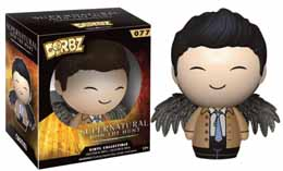 Photo du produit SUPERNATURAL FUNKO DORBZ CASTIEL