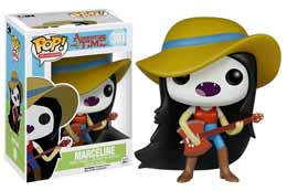 Photo du produit ADVENTURE TIME FUNKO POP! TELEVISION VINYL MARCELINE & GUITAR LIMITED EDITION