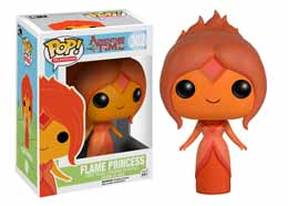 ADVENTURE TIME FUNKO POP! TELEVISION VINYL FLAME PRINCESS