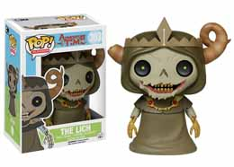 ADVENTURE TIME FUNKO POP! TELEVISION VINYL THE LICH