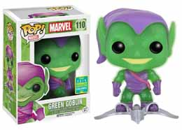 SDCC 2016 FUNKO POP GREEN GOBLIN GLIDE EXCLUSIVE