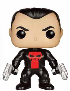 Photo du produit MARVEL COMICS FUNKO POP! PUNISHER (THUNDERBOLTS)