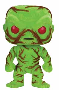 DC COMICS FUNKO POP! SWAMP THING FLOCKED