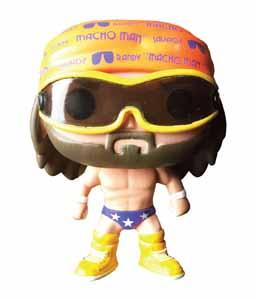 FUNKO POP RANDY SAVAGE OOH YEAH (MACHO MAN) WWE WRESTLING
