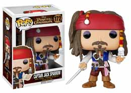 PIRATES DES CARAIBES FUNKO POP! JACK SPARROW