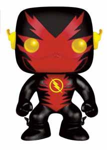 DC COMICS POP! SUPER HEROES VINYL FIGURINE NEW 52 REVERSE FLASH