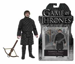 Photo du produit LE TRONE DE FER FIGURINE SAMWELL TARLY