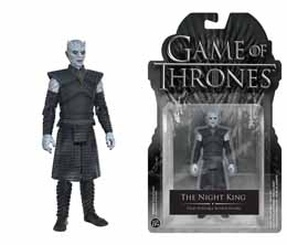 Photo du produit LE TRONE DE FER FIGURINE NIGHT KING