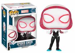 Photo du produit MARVEL COMICS POP! VINYL FIGURINE SPIDER-GWEN