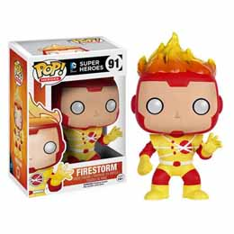 Funko Pop! Justice League Firestorm