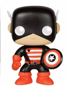 Photo du produit MARVEL COMICS FUNKO POP! U.S. AGENT