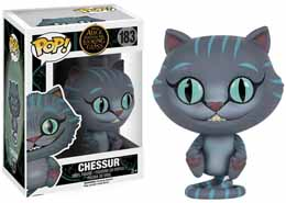 Photo du produit ALICE THROUGH THE LOOKING GLASS POP! VINYL FIGURES CHESSUR