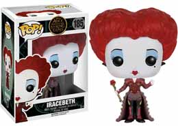 ALICE THROUGH THE LOOKING GLASS POP! VINYL FIGURES IRACEBETH