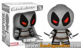 PELUCHE DEADPOOL X-FORCE FABRIKATION