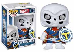 MARVEL COMICS FUNKO POP! BOBBLE HEAD TASKMASTER
