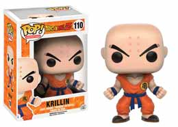 DRAGON BALL Z FUNKO POP KRILIN