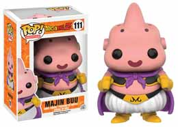 DRAGON BALL Z FUNKO POP KRILIN MAJIN BUU