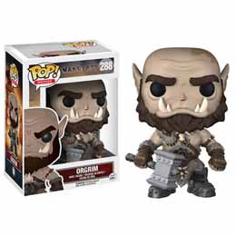 Photo du produit World of Warcraft figurine Funko Pop! Orgrim