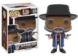 LES HUIT SALOPARDS FUNKO POP MARQUIS WARREN