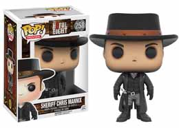 LES HUIT SALOPARDS FUNKO POP CHRIS MANNIX
