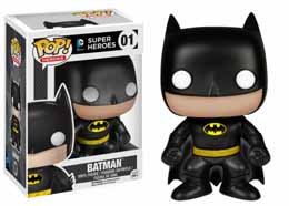 FUNKO POP BATMAN BLACK LIMITED EDITION