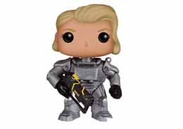 FALLOUT FUNKO POP UNMASKED FEMALE POWER ARMOR