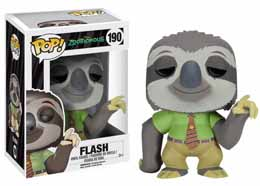 DISNEY FUNKO POP ZOOTOPIE FLASH