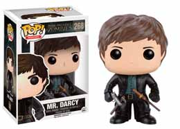 ORGUEIL ET PREJUGES ET ZOMBIES FUNKO POP! MR. DARCY