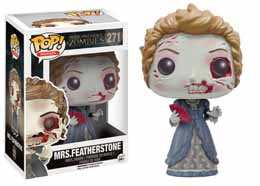 Photo du produit ORGUEIL ET PREJUGES ET ZOMBIES FUNKO POP! MRS. FEATHERSTONE