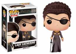 ORGUEIL ET PREJUGES ET ZOMBIES FUNKO POP! LADY CATHERINE