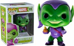 MARVEL COMICS FUNKO POP! BOBBLE HEAD GREEN GOBLIN