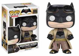 BATMAN VS SUPERMAN FIGURINE FUNKO POP! HEROES KNIGHTMARE BATMAN