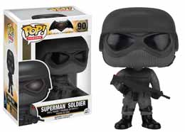 BATMAN VS SUPERMAN FIGURINE FUNKO POP! HEROES SUPERMAN SOLDIER