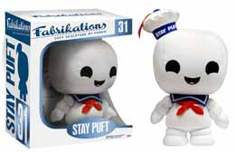 SOS FANTOMES PELUCHE FABRICATIONS STAY PUFT
