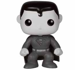 DC COMICS FUNKO POP! HEROES SUPERMAN (B&W SERIES)