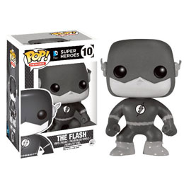 DC COMICS FUNKO POP! HEROES THE FLASH (B&W SERIES)